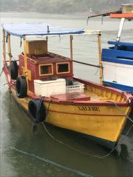 Título do anúncio: Barco muito conservado .