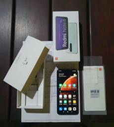 Redmi Note 8 PRO 128gb 6ram Blue - Completo e Bem Conservado