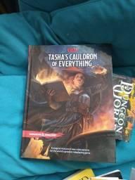 Livro Tasha D&D 5E Dungeons and Dragons