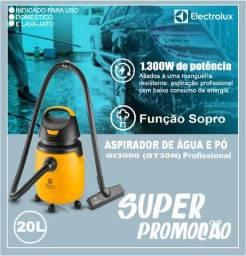 Título do anúncio: Aspirador de Água e  Pó Profissional  Gt3000 GT30N
