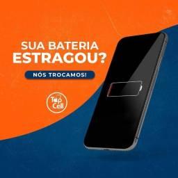 Título do anúncio: Reparo de Bateria iPhone