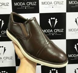 Sapato esport fino