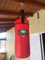 Saco Boxe Punch - Original 11kg ( Saco de Pancada )