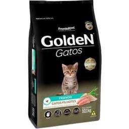 Ração Golden Gatos Filhote 10.1kg 119,90