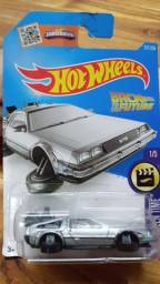 Hotwheels tematico Delorean
