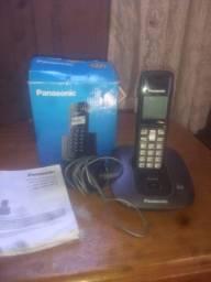 Vendo telefone sem fio Panasonic