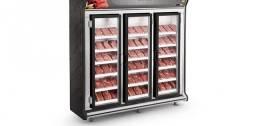 Expositor de Carnes 3 Portas Refrimate  ( Mariani****