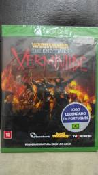 Warhammer The End Times- Xbox One