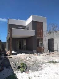Baixei ! Casa Nova no Aquaville, 3/4, 255m2, financia !