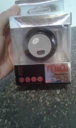 Título do anúncio: Mini speaker Bluetooth Mini Caixa de Som M3 Bluetooth Metal
