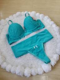 Conjunto lingerie tamanho M
