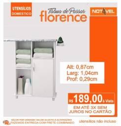 Título do anúncio: Tabua de Passar Florence