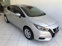 Nissan New Versa Sense CVT 1.6 Flex - Apenas 860km