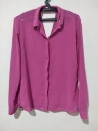 Blusa rosa