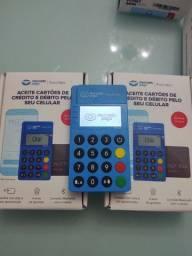 Nova Point Mini com tela de led e função NFC