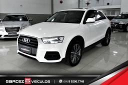 Audi Q3 Anbiente 2.0 4x4 Top Única Dona Revisada Teto Park Assist 1 Ano de Garantia