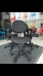 Cadeira secretaria executiva com braço