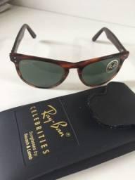 Óculos de sol Ray-Ban marron
