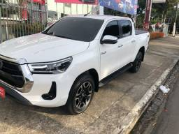 Título do anúncio: Toyota Hilux srx zero km aceito troca 36221004  *