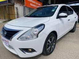 Título do anúncio: Nissan Versa 1.6 16v Sl 2018 Aut.28.000KM
