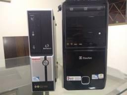 Título do anúncio: Computador CPUS ITAUTEC e BEMATECH!!! HD de 160 e 2 GB de RAM