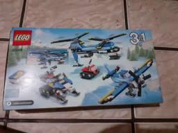 Lego Creator 3 Em 1  Original Zona Artica Novo Com Caixa