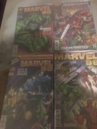 Título do anúncio: Revistas Hqs gibis Marvel 99