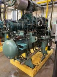 Refrigeracao: Compressor de Alta c/motores 250HP