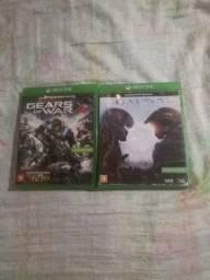 Jogos para Xbox one 2 jogos por R$50