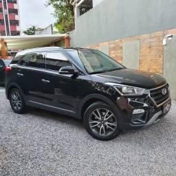 Hyundai Creta prestigie 2.0 automática único dono