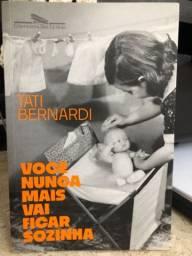 Livro Tati Bernardi