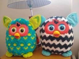 Kit Furby boom pelúcia novo