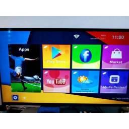 Título do anúncio: TV BOX MXQ Pro 32 +128gb Android 11.1 Smart Box 4k Ultra Hd Wifi 5G canal livre pega tudo