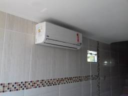 instalação de ar split R$ 350,00 técnico especializado