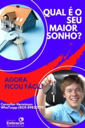 Título do anúncio: CASA CARRO MOTO OU SERVIÇOS