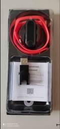 Rélogio Inteligente , M5 Vermelho