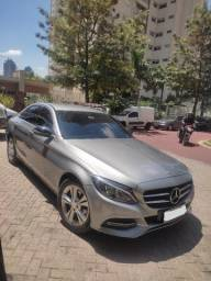 Título do anúncio: Mercedes-Benz 2015 Classe C 180 1.6 Turbo