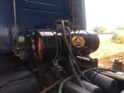 Bomba hidráulica para caçamba