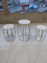 Mesas para decoração festas