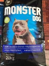 ração monster dog 20kg