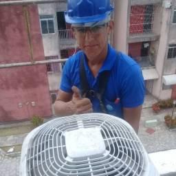 Técnico refrigeração.