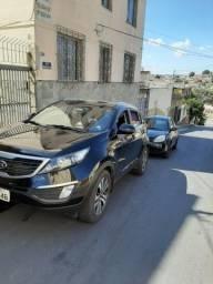 Vendo Carro Kia Sportage.