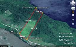 Uma Chácara às margens do rio Tocantins, 2.31 AL