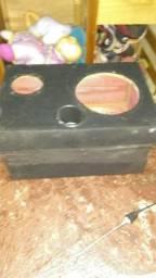 Caixa de 12 em MDF