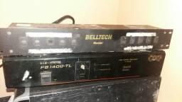 Amplificador unic PB1400-TL
