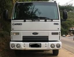 Ford Cargo 816 2013 Carroceria - 2013