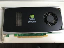 Placa de Video nVidia Quadro FX 1800-PCIE-T