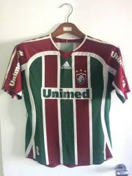 Camisa do Fluminense Tricolor 2006 2008 - Original - Usada b0e444f0084b9