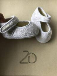 Sapatos lote menina