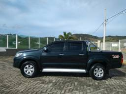 Toyota Hilux srv automático impecavel - 2012